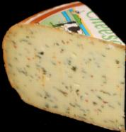 Mild Gouda with Herbs  Priced per pound
